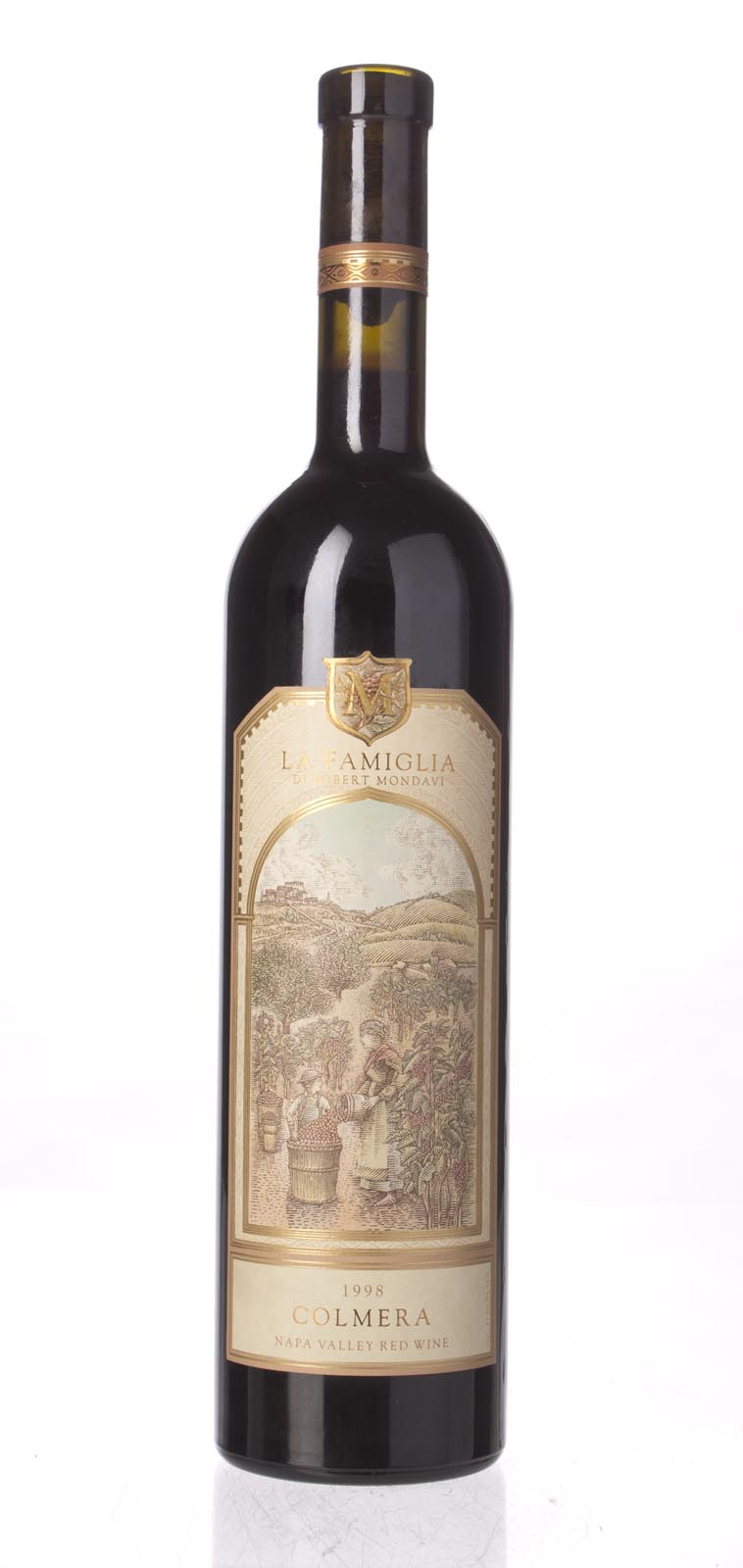 La Famiglia di Robert Mondavi Colmera 1998, 750mL () from The BPW - Merchants of rare and fine wines.