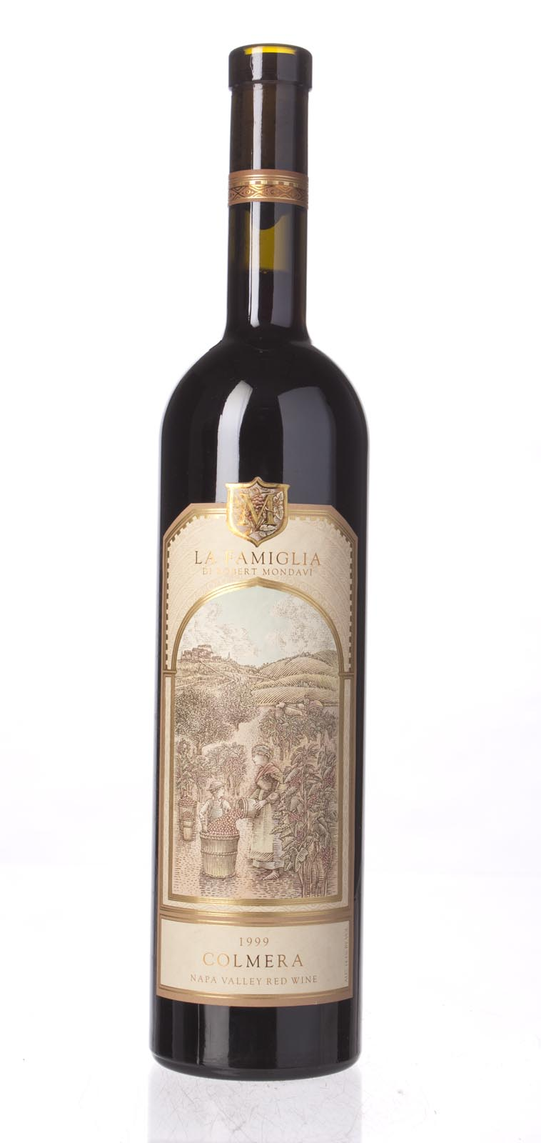 La Famiglia di Robert Mondavi Colmera 1999, 750mL () from The BPW - Merchants of rare and fine wines.