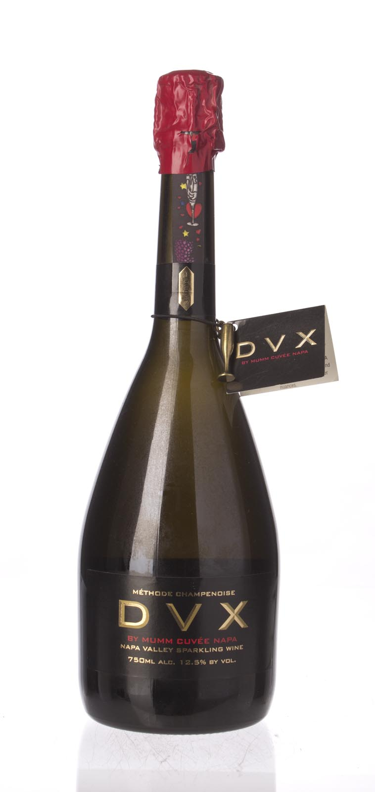 Mumm Cuvee Napa DVX 1997, 750ml () from The BPW - Merchants of rare and fine wines.