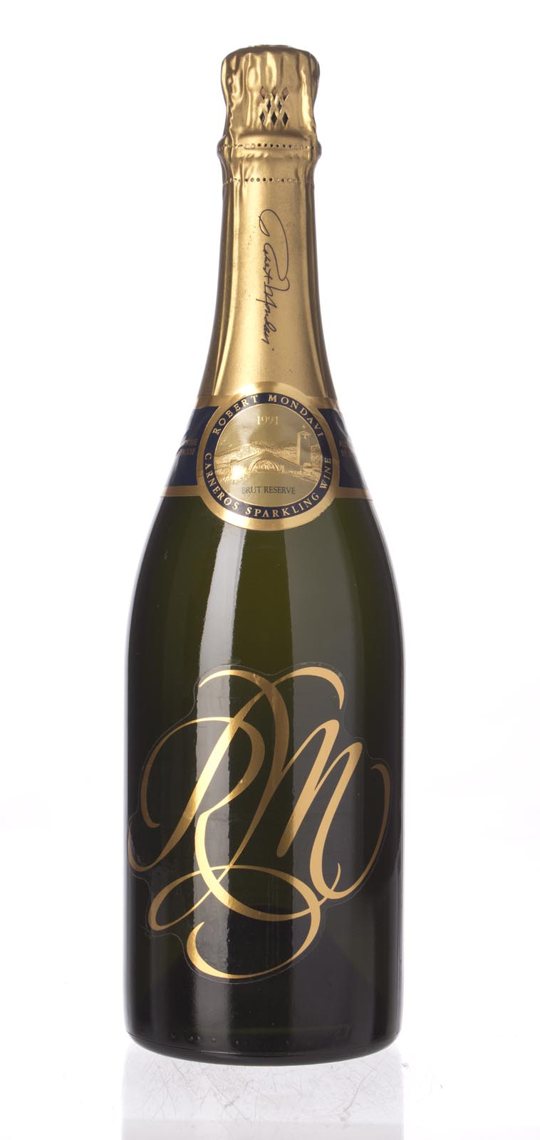 Robert Mondavi Brut Reserve 1991, 750mL () from The BPW - Merchants of rare and fine wines.