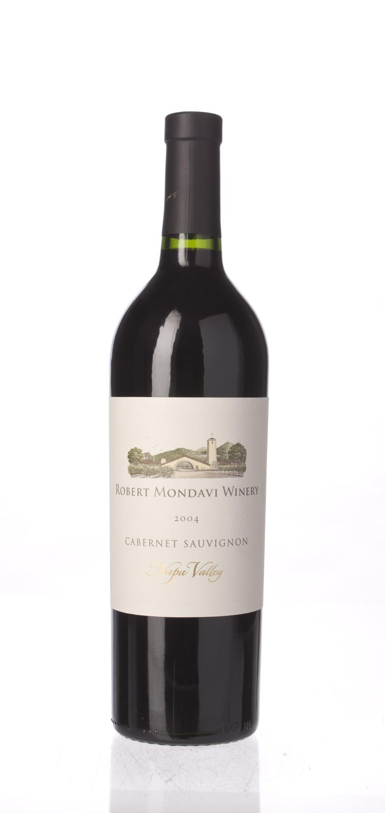 Robert Mondavi Cabernet Sauvignon Napa Valley 2004, 750mL (ST89) from The BPW - Merchants of rare and fine wines.