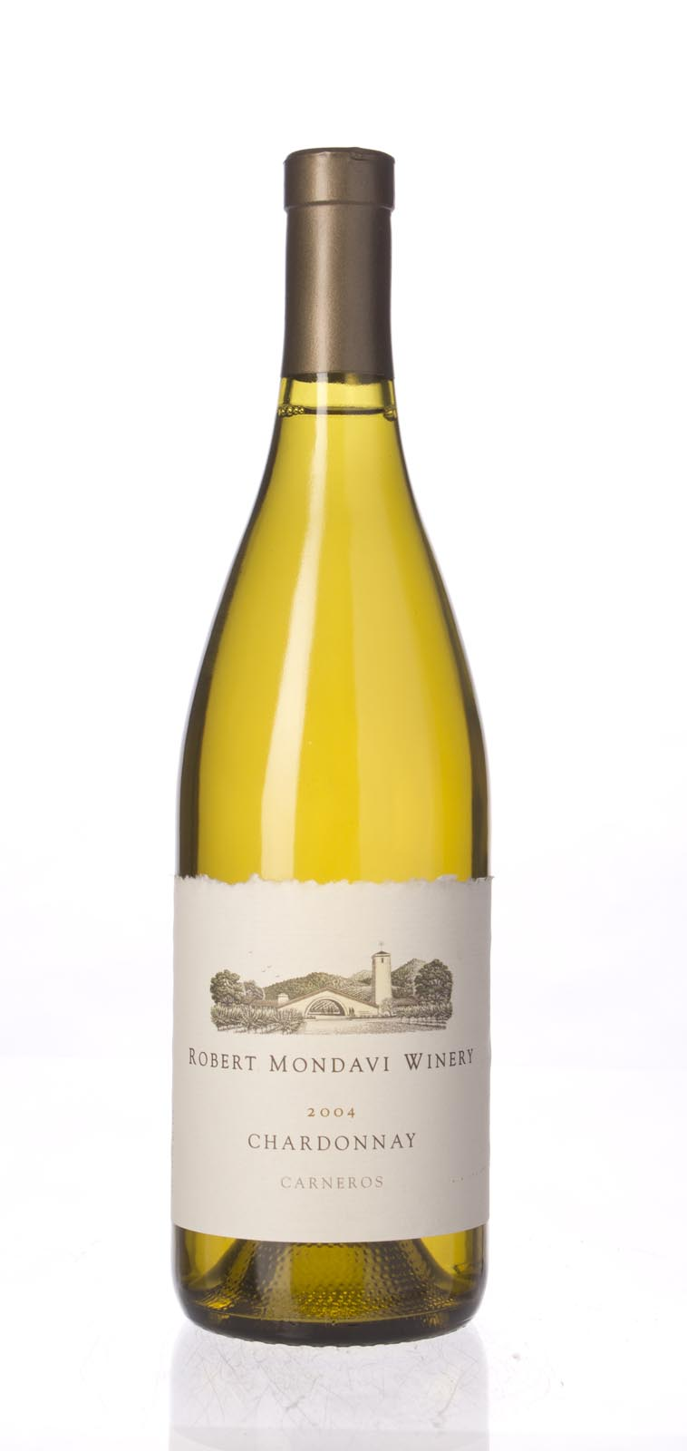 Robert Mondavi Chardonnay Los Carneros 2004, 750mL () from The BPW - Merchants of rare and fine wines.
