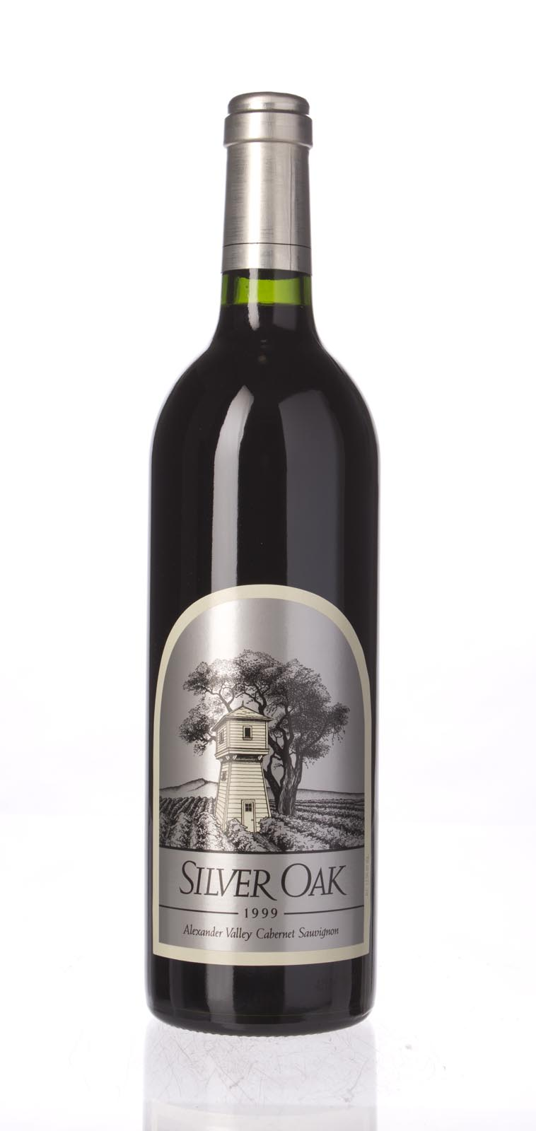 Silver Oak Cabernet Sauvignon Alexander Valley 1999, 750mL (WA89) from The BPW - Merchants of rare and fine wines.