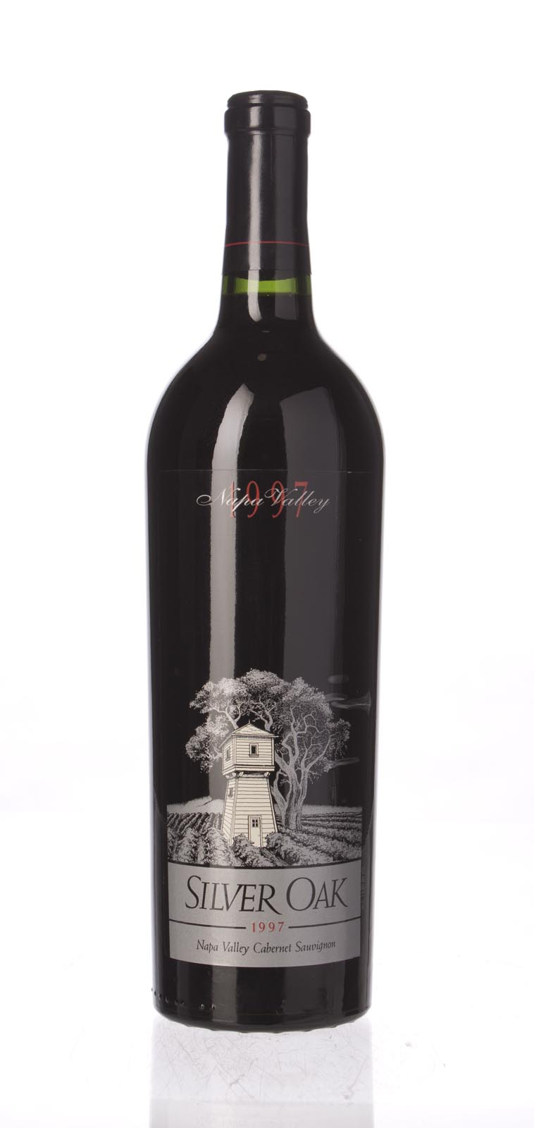 Silver Oak Cabernet Sauvignon Napa Valley 1997, 750mL (WA94) from The BPW - Merchants of rare and fine wines.