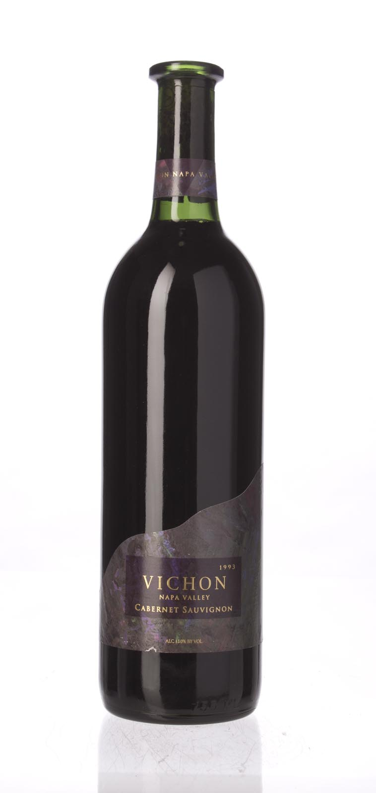 Vichon Cabernet Sauvignon Napa Valley 1993, 750mL () from The BPW - Merchants of rare and fine wines.