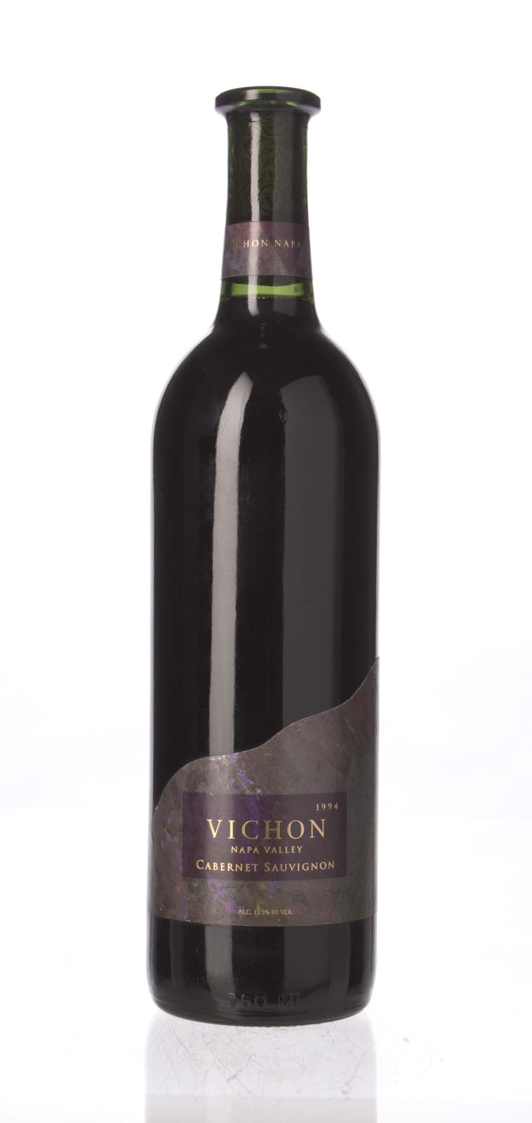 Vichon Cabernet Sauvignon Napa Valley 1994, 750mL () from The BPW - Merchants of rare and fine wines.