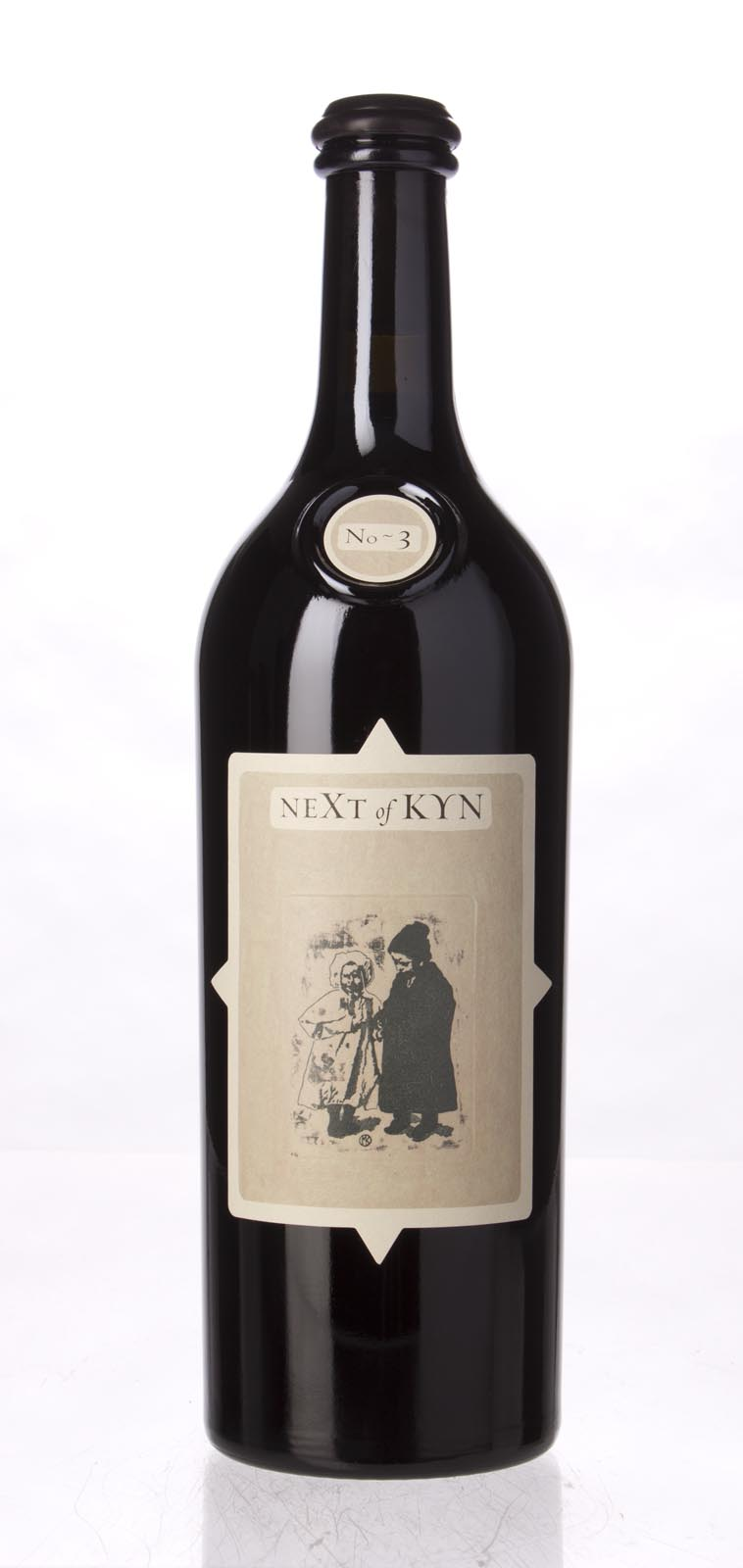 Next Of Kyn Syrah Cumulus Vineyard 2009, 750ml (WA96+) from The BPW - Merchants of rare and fine wines.