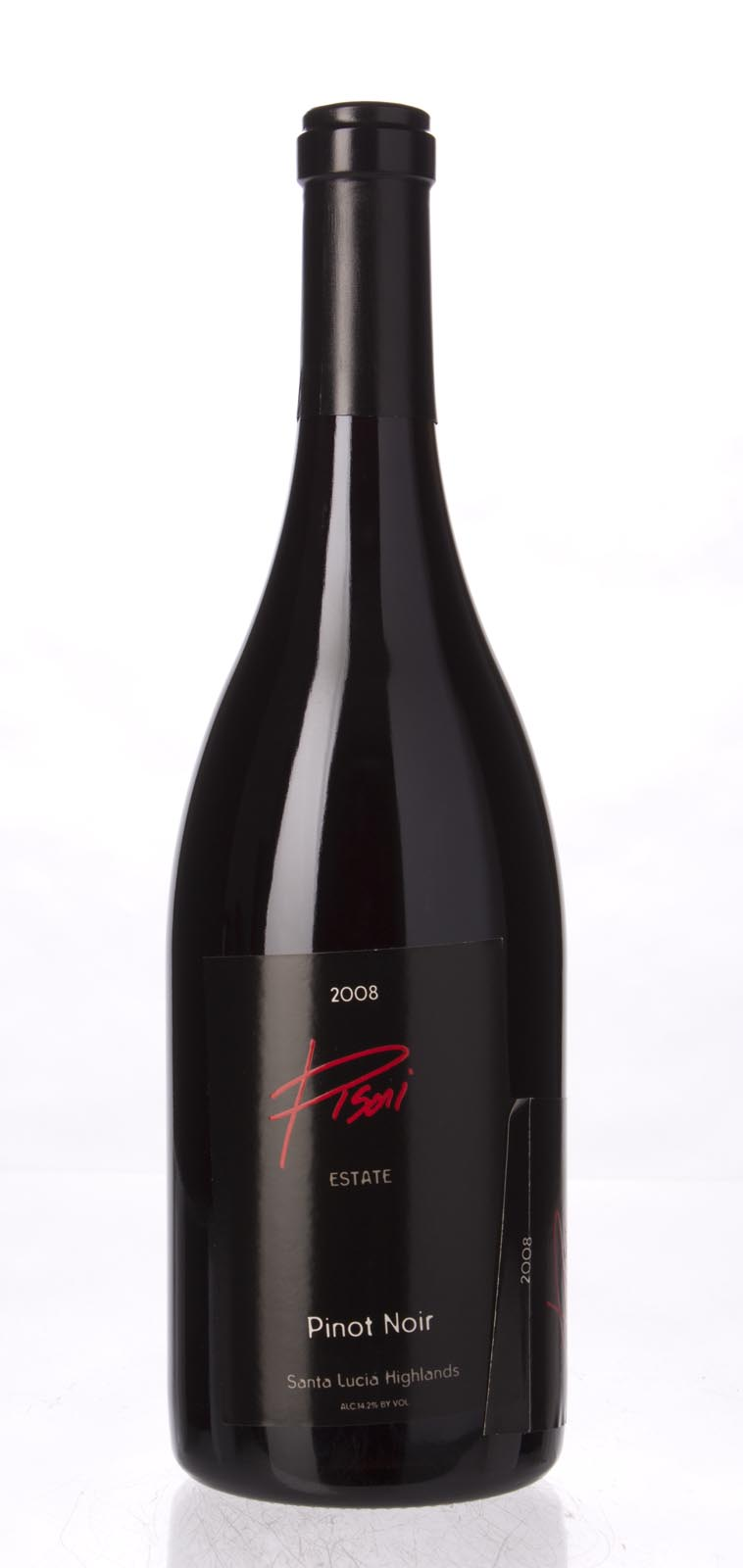 Pisoni Estate Pinot Noir 2008, 750mL (WA98) from The BPW - Merchants of rare and fine wines.