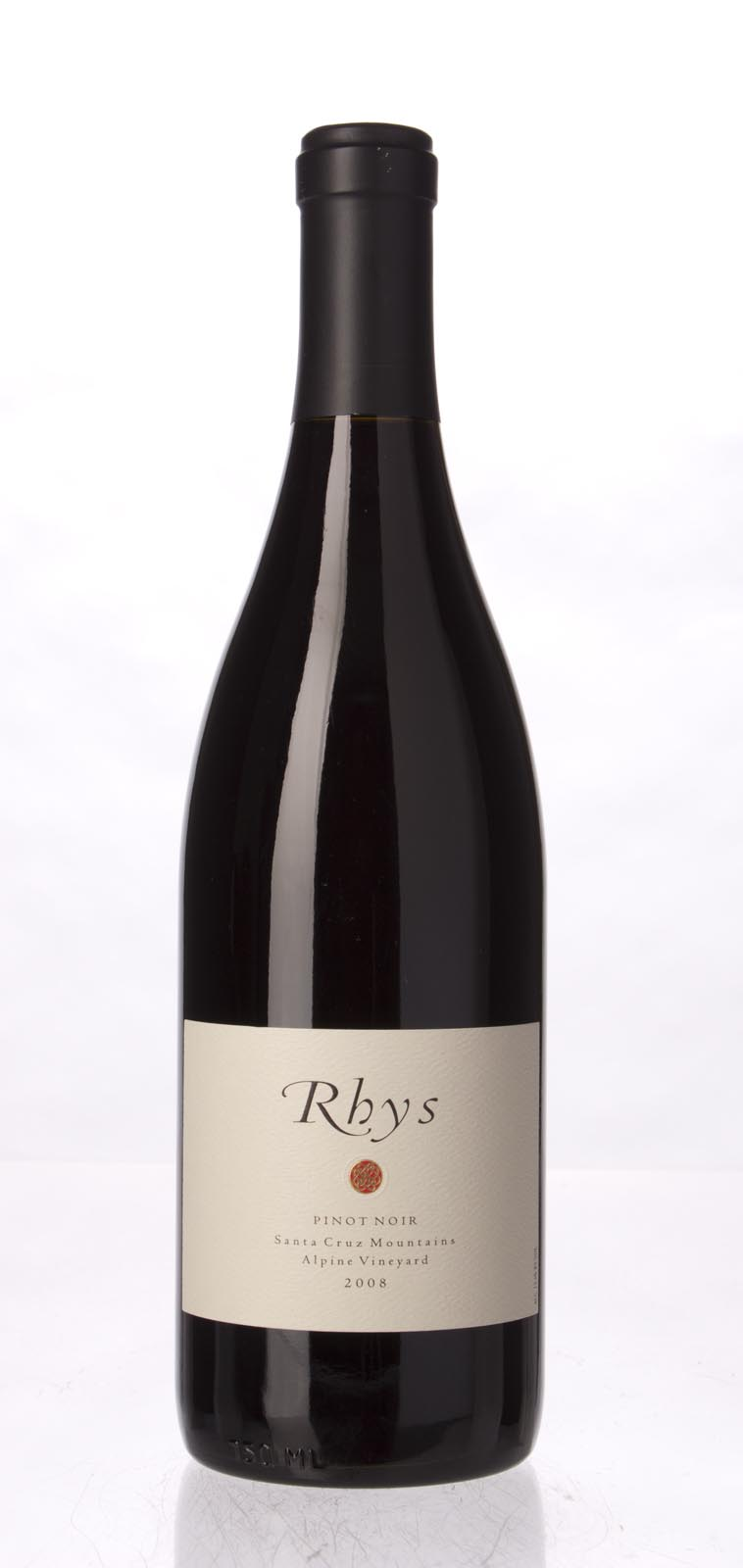 Rhys Vineyards Pinot Noir Alpine Vineyard 2008, 750mL (BH93, WA92-95, ST95) from The BPW - Merchants of rare and fine wines.