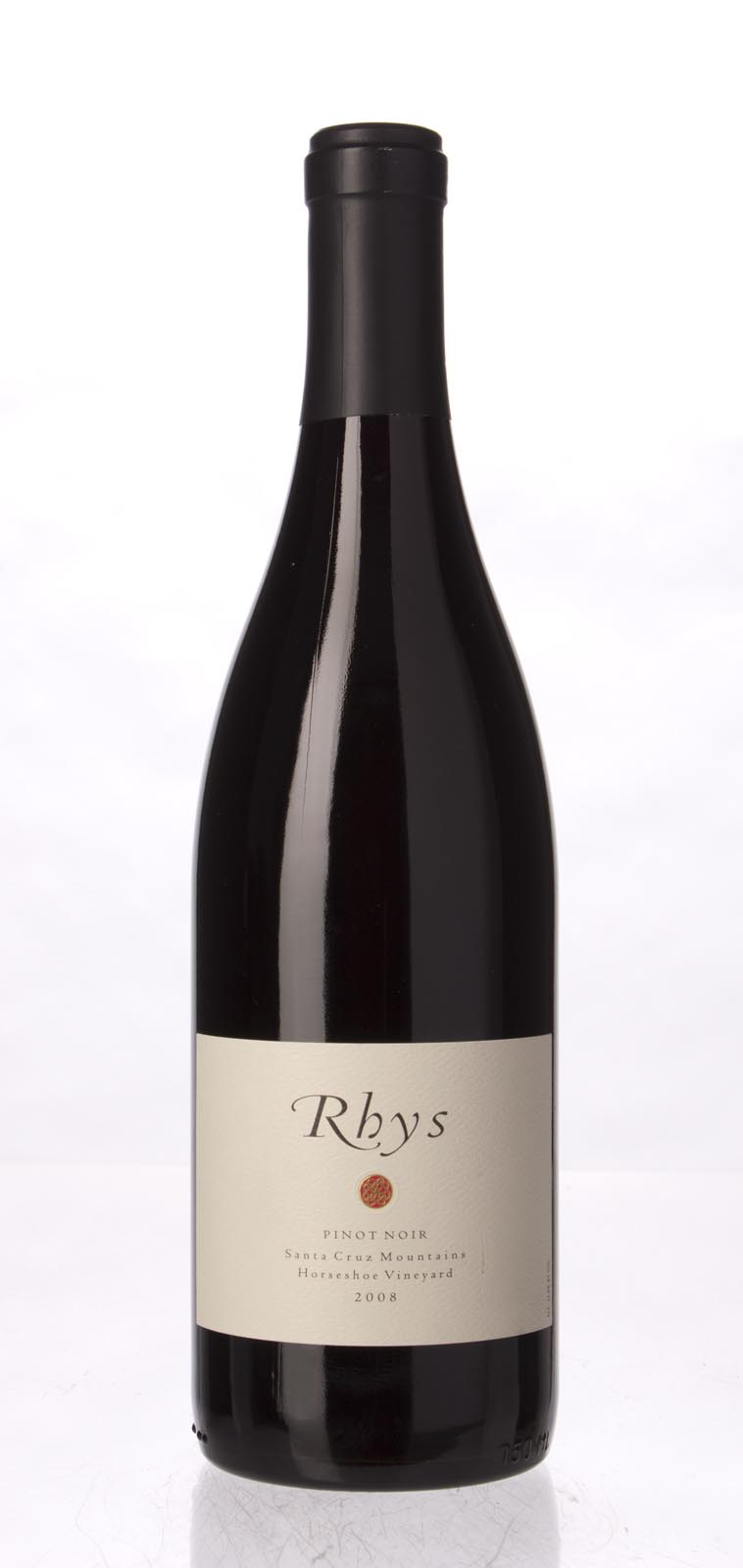 Rhys Vineyards Pinot Noir Horseshoe Vineyard 2008, 750mL (BH95, ST93) from The BPW - Merchants of rare and fine wines.