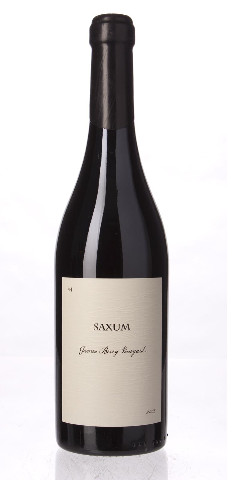 Saxum Proprietary Red 44 James Berry Vineyard 2005, 750mL (WA96, ST94) from The BPW - Merchants of rare and fine wines.