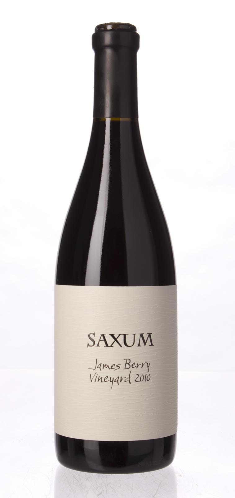 Saxum Proprietary Red James Berry Vineyard 2010, 750mL (WA96+) from The BPW - Merchants of rare and fine wines.
