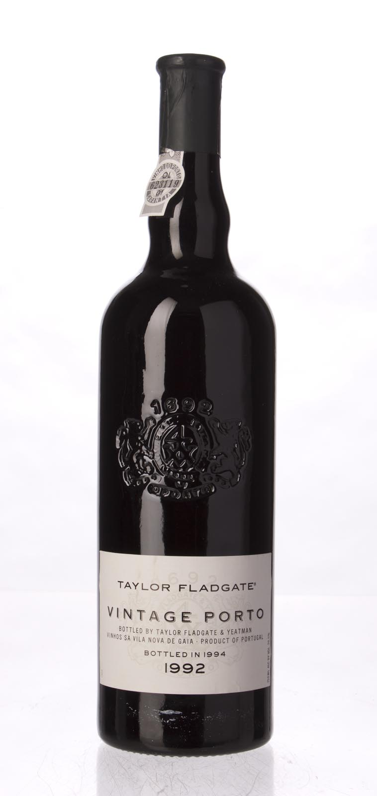 Taylor Vintage Port 1992, 750mL (WA100, WS96) from The BPW - Merchants of rare and fine wines.