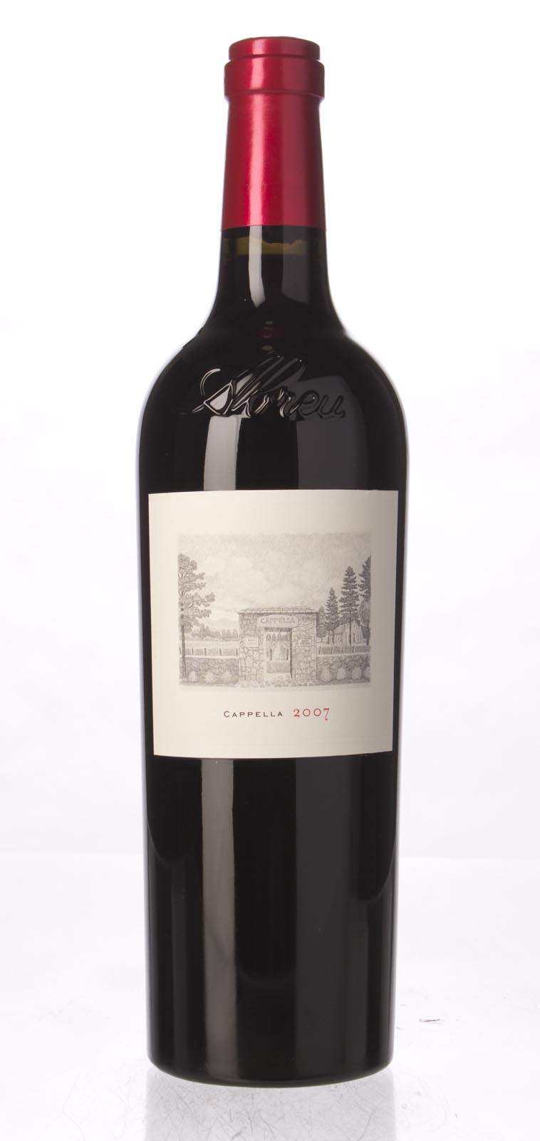 Abreu Proprietary Red Cappella 2007, 750ml (WA96) from The BPW - Merchants of rare and fine wines.