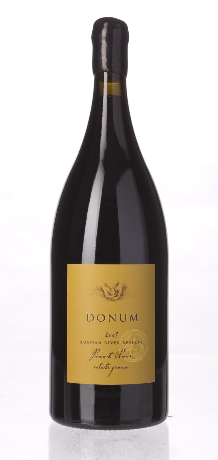 Donum Pinot Noir Russian River Valley Reserve 2009, 1.5L (WS96) from The BPW - Merchants of rare and fine wines.