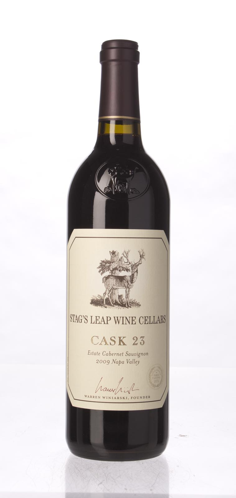 Stag`s Leap Wine Cellars Proprietary Red Cask 23 2009,  (WA94+) from The BPW - Merchants of rare and fine wines.