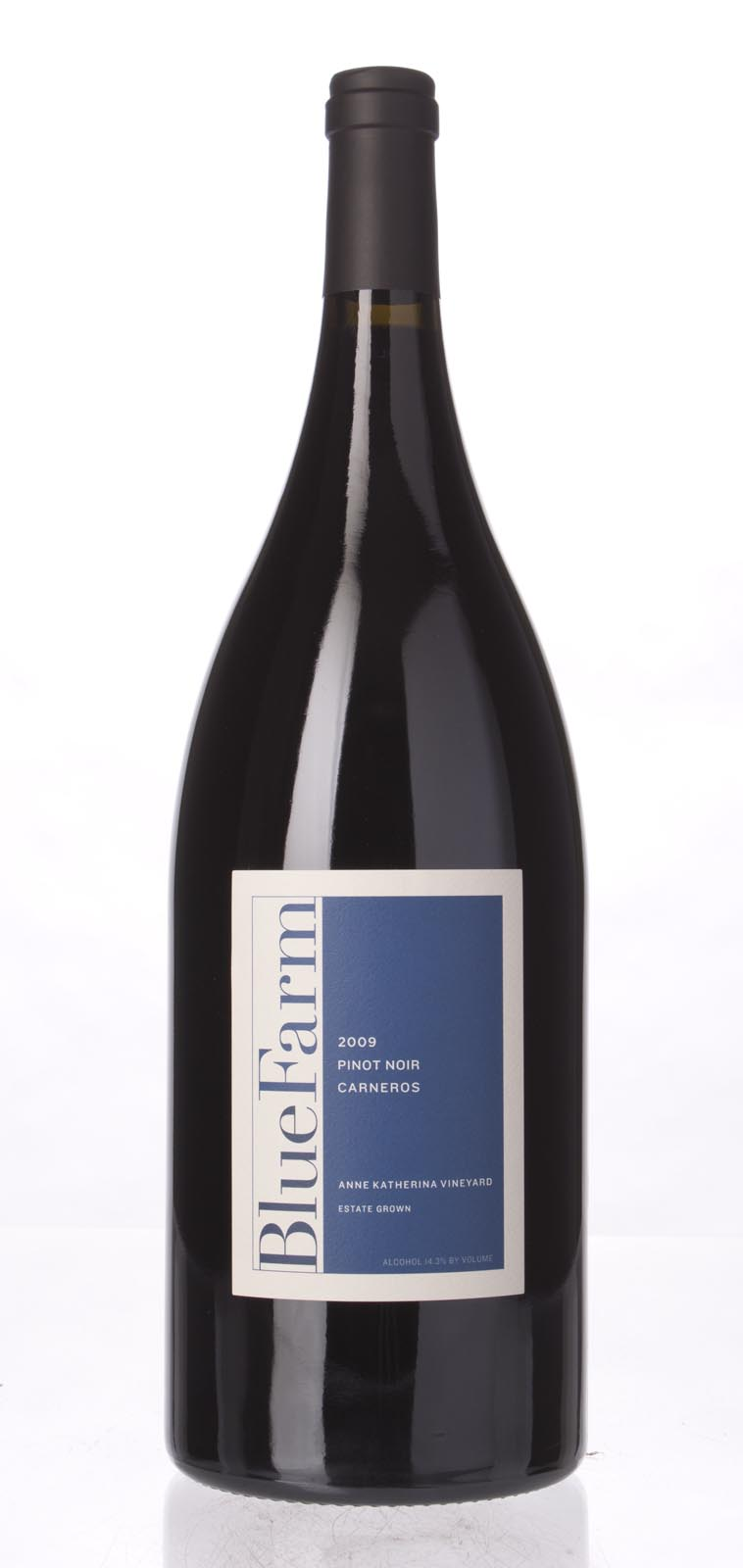 Blue Farm Pinot Noir Anne Katherina Vineyard 2009, 1.5L () from The BPW - Merchants of rare and fine wines.
