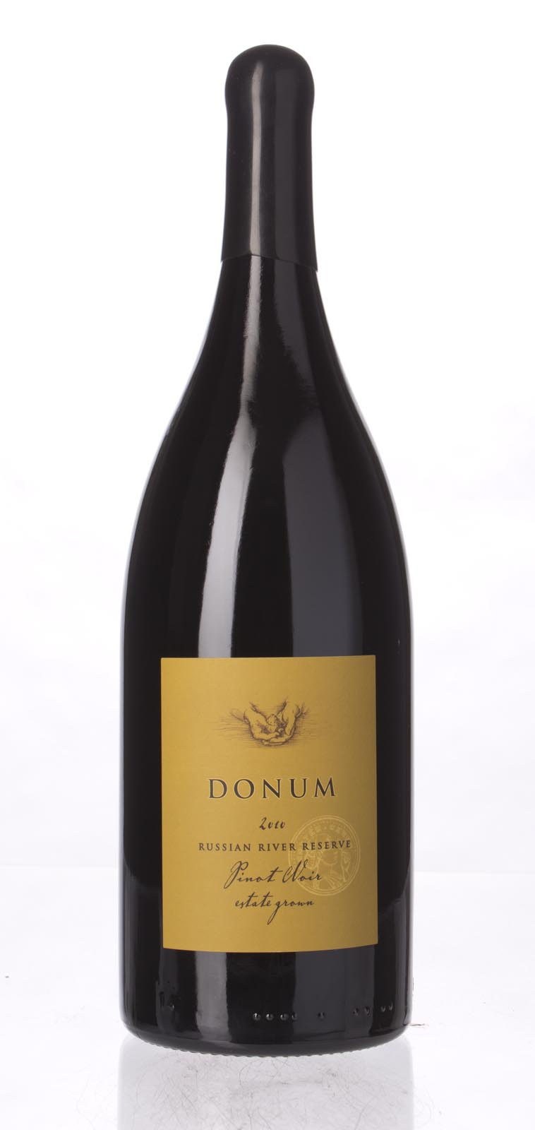 Donum Pinot Noir Russian River Valley Reserve 2010, 1.5L () from The BPW - Merchants of rare and fine wines.