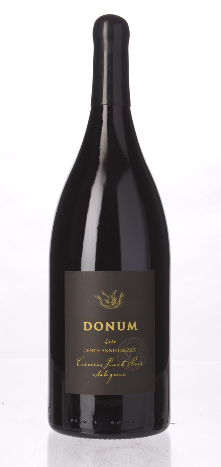 Donum Pinot Noir Carneros Tenth Anniversary 2010, 1.5L () from The BPW - Merchants of rare and fine wines.