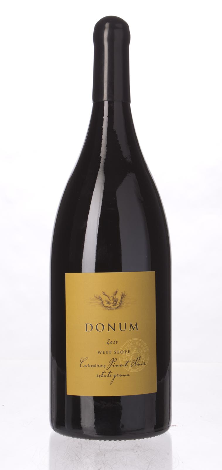 Donum Pinot Noir Carneros West Slope 2010, 1.5L () from The BPW - Merchants of rare and fine wines.