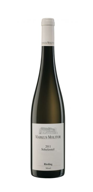 Markus Molitor Riesling Schiefersteil AP #10 2011,  (WA91) from The BPW - Merchants of rare and fine wines.