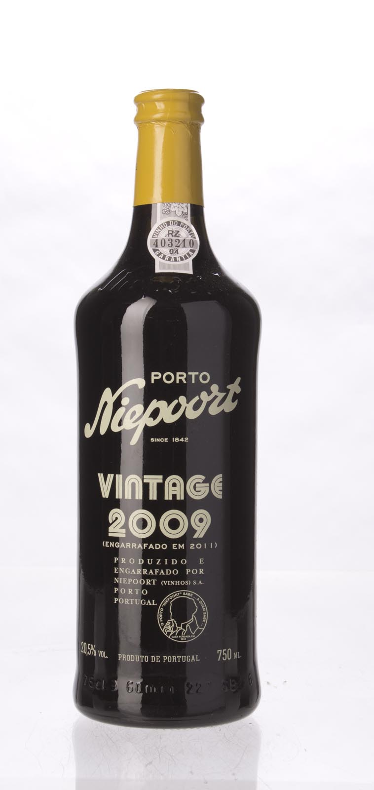 Niepoort Vintage Port 2009, 750ml (WS94, WE95) from The BPW - Merchants of rare and fine wines.