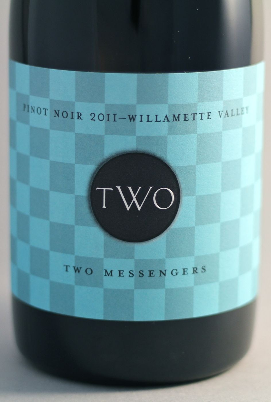 Two Messengers Pinot Noir Willamette Valley 2011, 750ml () from The BPW - Merchants of rare and fine wines.