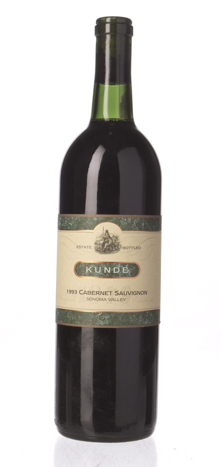 Kunde Estate Cabernet Sauvignon Sonoma Valley 1993, 750ml () from The BPW - Merchants of rare and fine wines.