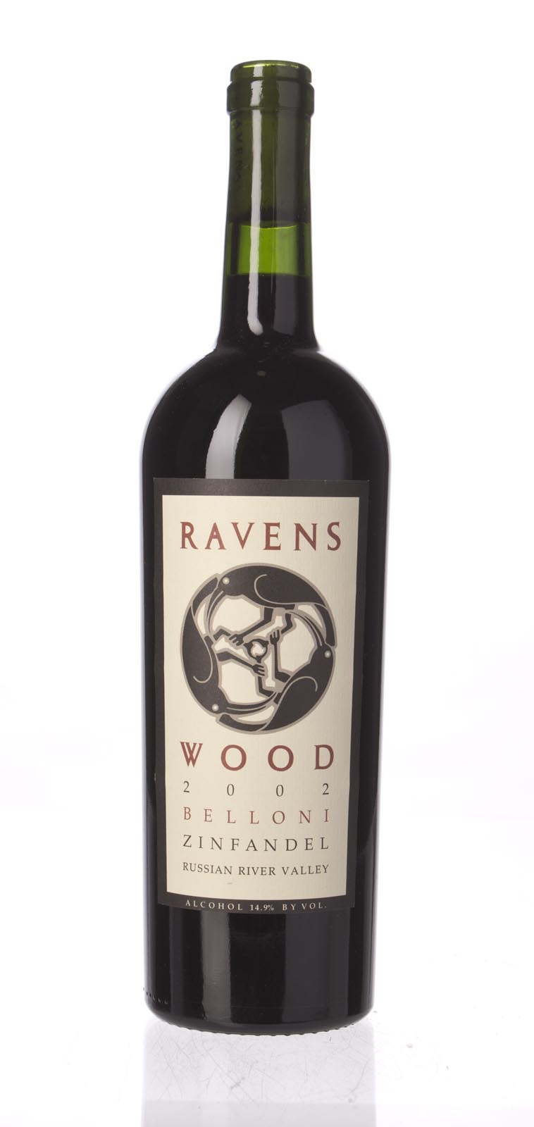 Ravenswood Zinfandel Wood Road Belloni 2002, 750ml (ST90-92) from The BPW - Merchants of rare and fine wines.