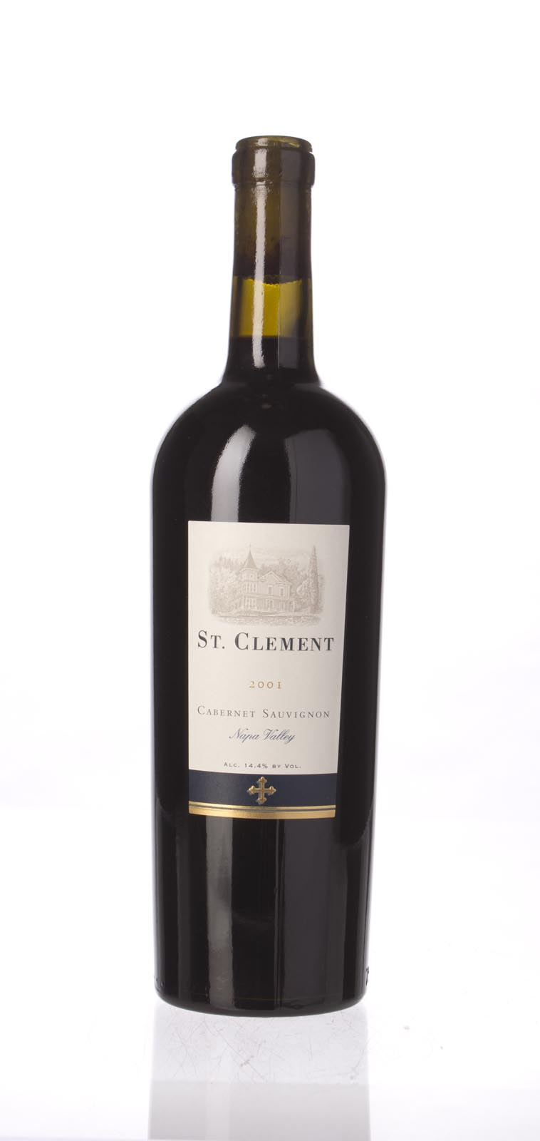 St. Clement Cabernet Sauvignon Napa Valley 2001, 750ml () from The BPW - Merchants of rare and fine wines.
