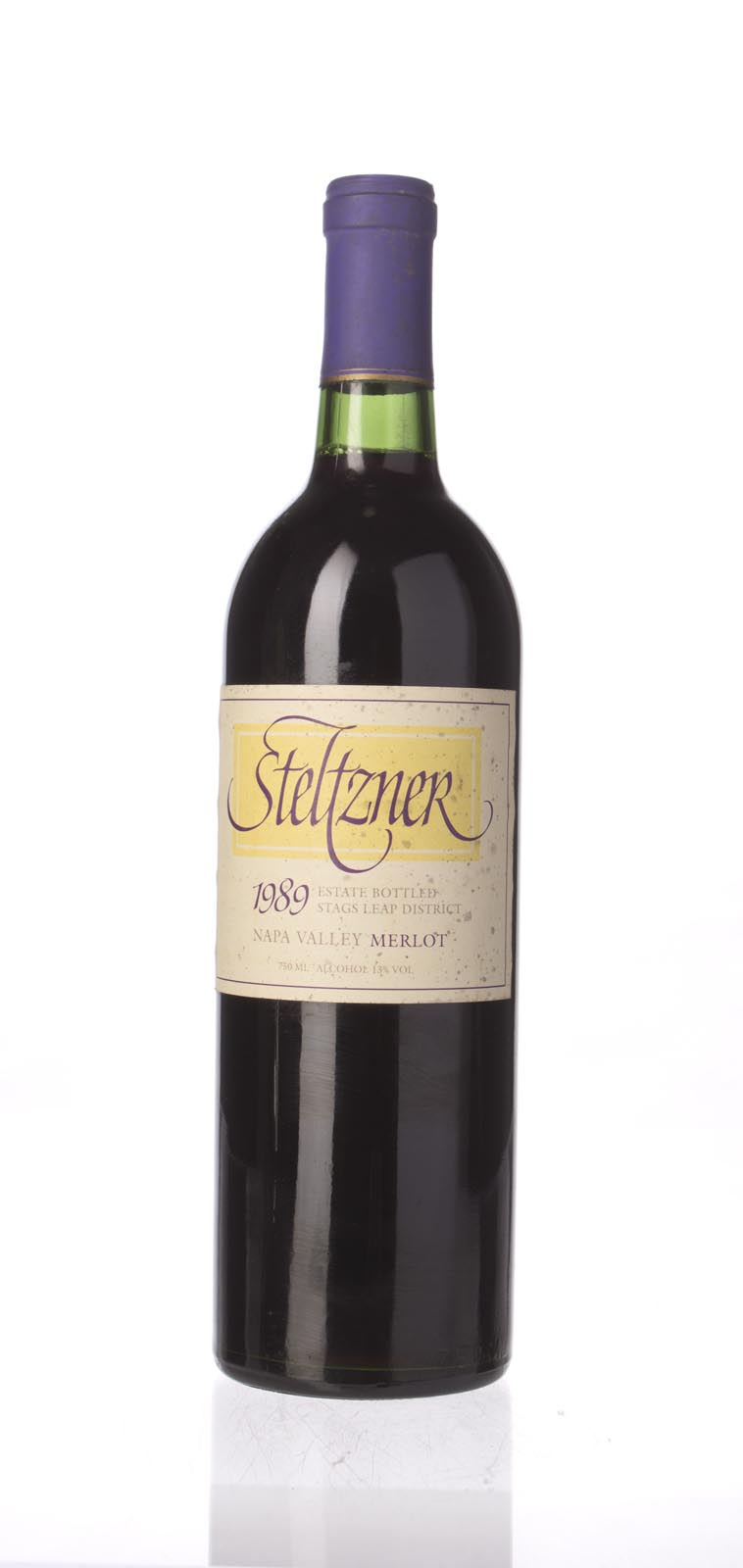 St. Clement Merlot Napa Valley 1997, 750mL () from The BPW - Merchants of rare and fine wines.
