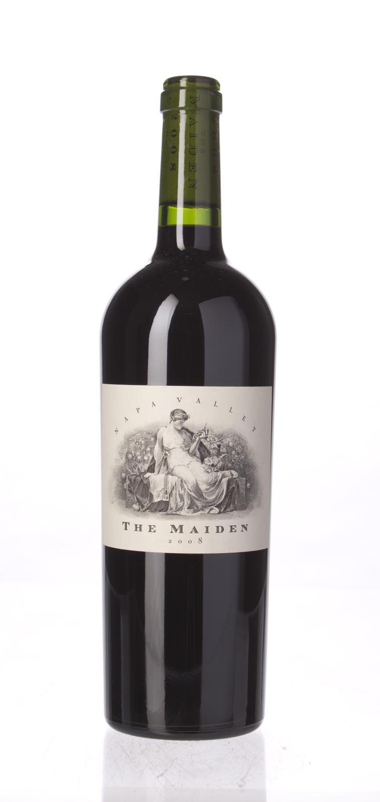 Harlan Estate The Maiden 2008, 750ml (WA92, ST90+, WS90) from The BPW - Merchants of rare and fine wines.