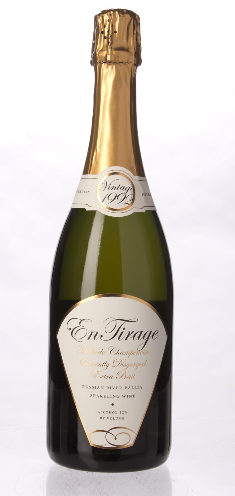 En Tirage Extra Brut Russian River Valley 1992, 750ml () from The BPW - Merchants of rare and fine wines.