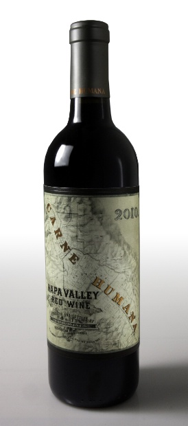 Carne Humana Proprietary Red Napa Valley 2011, 750ml () from The BPW - Merchants of rare and fine wines.