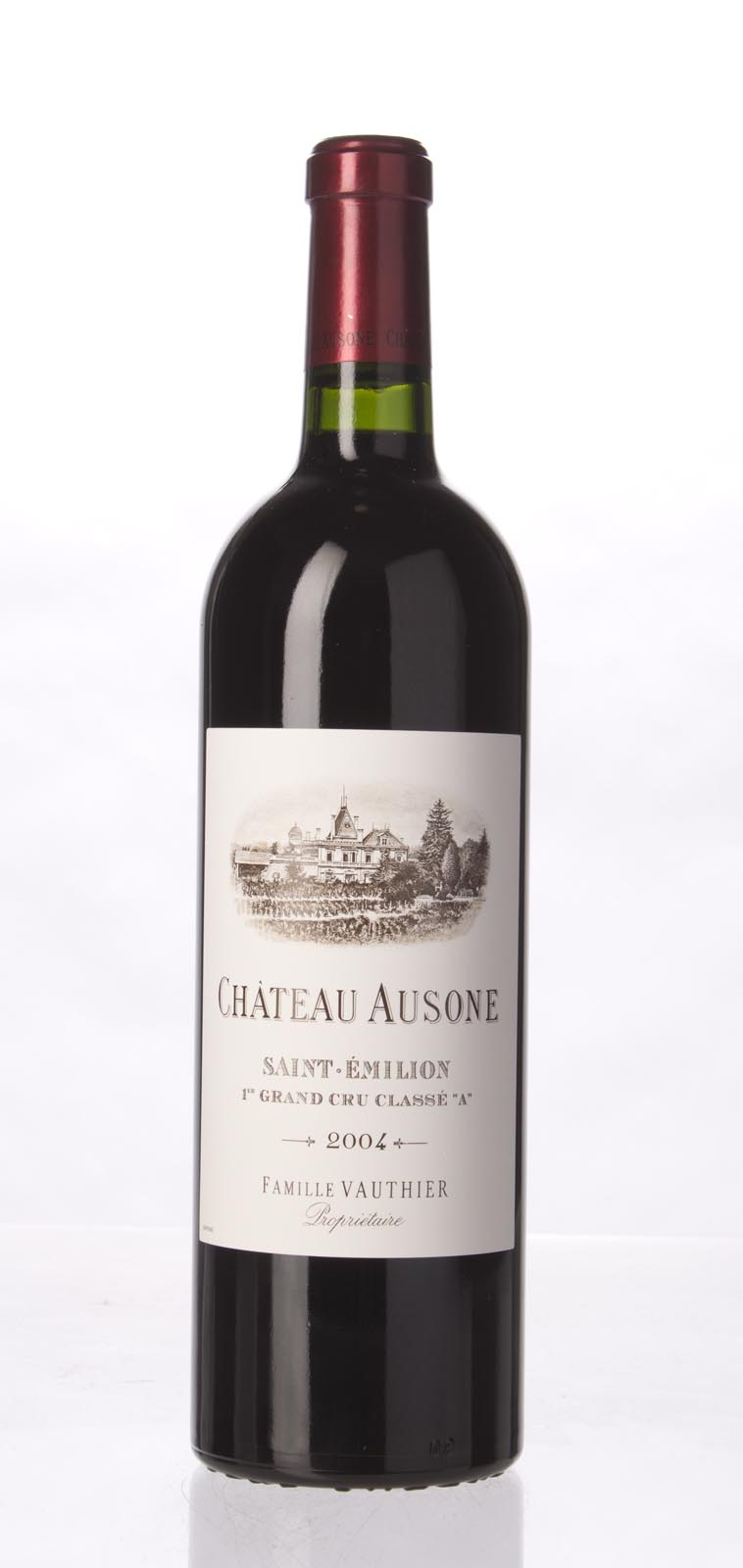 Ausone 2004,  (WA94, WS95) from The BPW - Merchants of rare and fine wines.