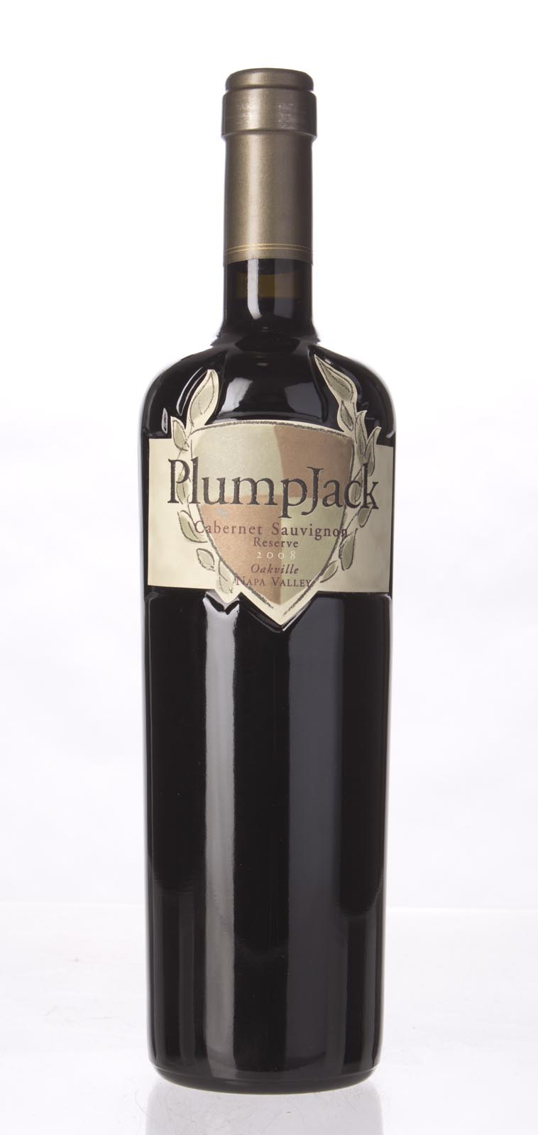 PlumpJack Cabernet Sauvignon Reserve 2008,  (WA98) from The BPW - Merchants of rare and fine wines.