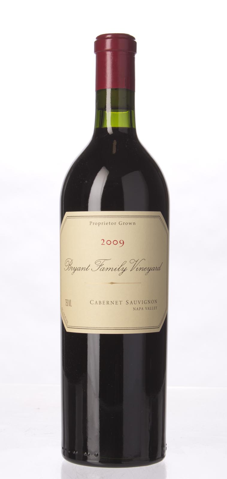 Bryant Family Vineyard Cabernet Sauvignon Pritchard Hill 2009, 750ml (JS97-98, WA97, WS95) from The BPW - Merchants of rare and fine wines.