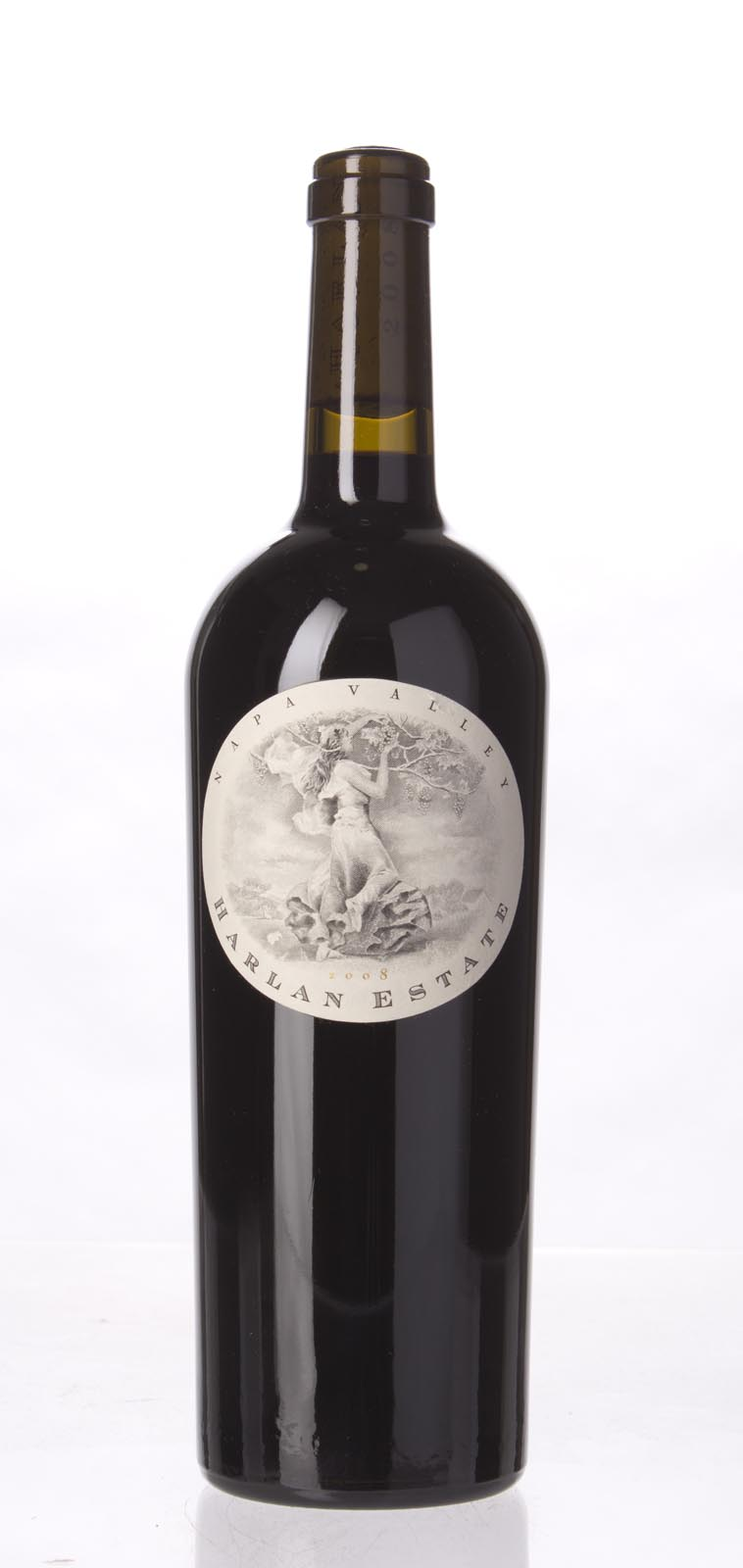 Harlan Estate Proprietary Red 2008,  (JS98, WA96, WS96) from The BPW - Merchants of rare and fine wines.