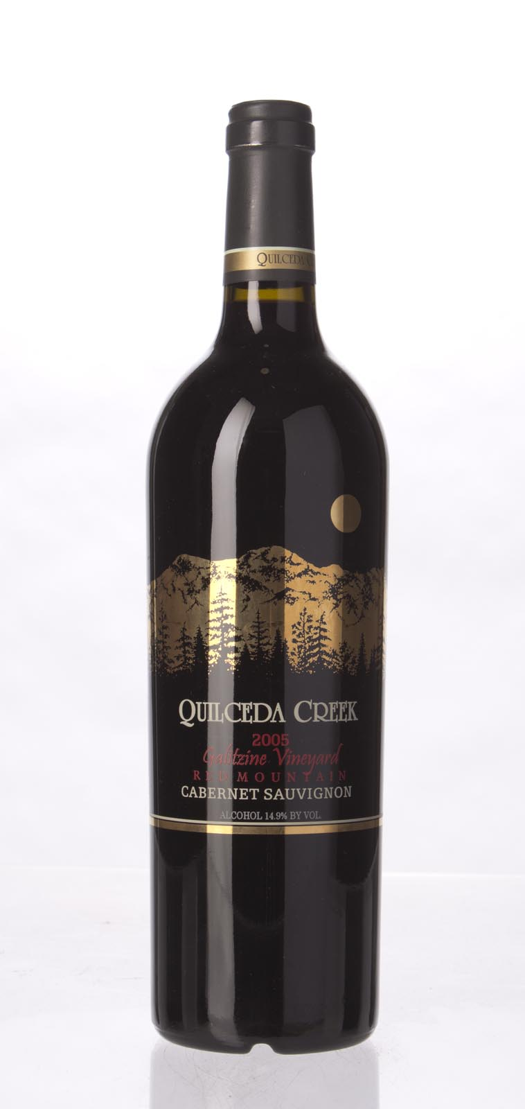 Quilceda Creek Cabernet Sauvignon Galitzine Vineyard 2005,  (WA97, ST93-96) from The BPW - Merchants of rare and fine wines.