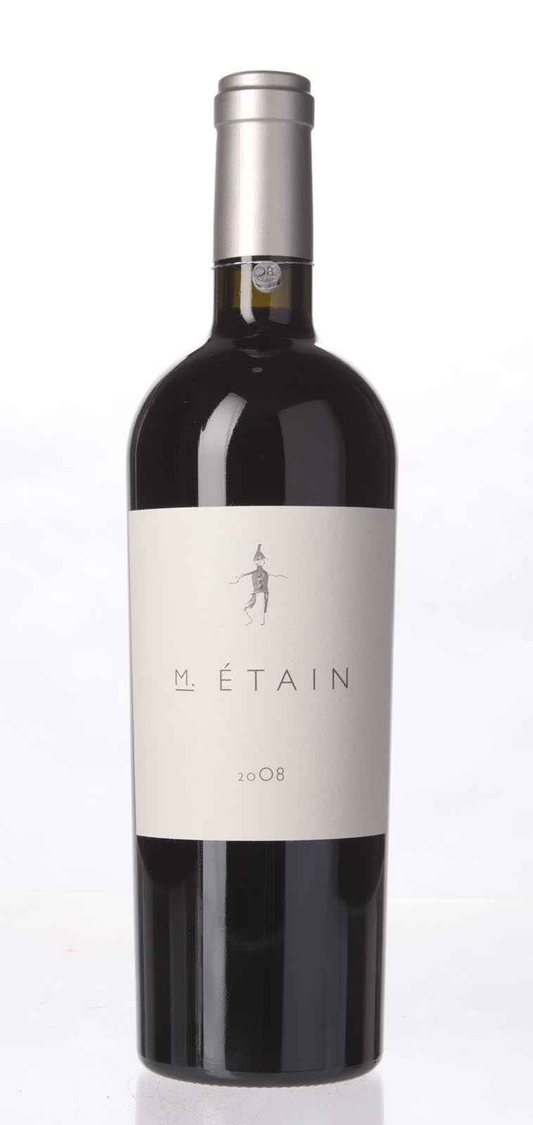 Scarecrow Cabernet Sauvignon M. Etain 2008,  () from The BPW - Merchants of rare and fine wines.