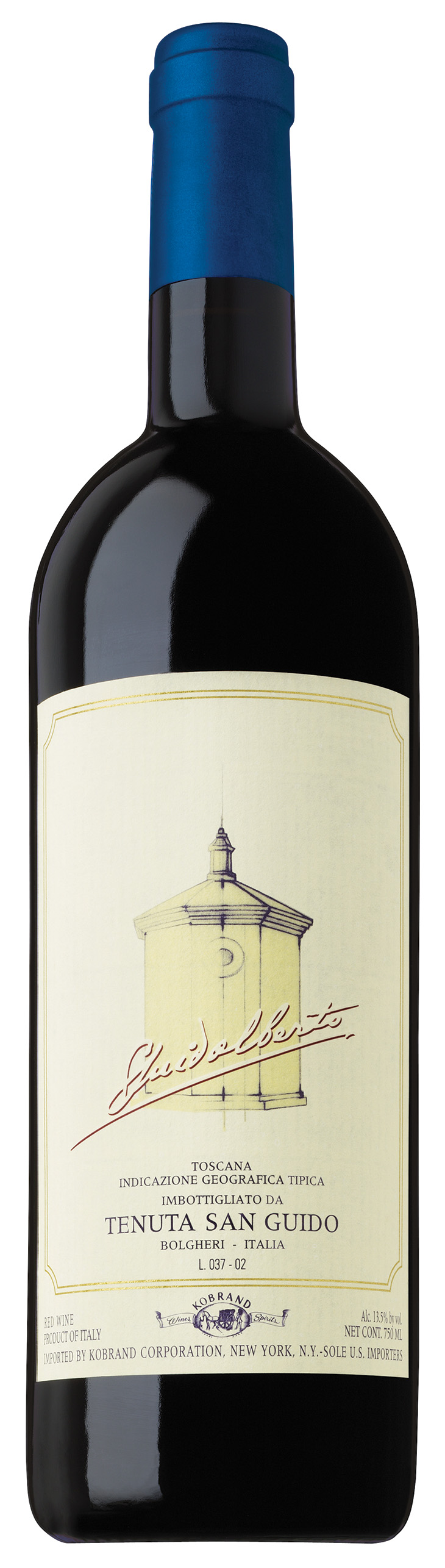 Tenuta San Guido Guidalberto 2010, 750ml (JS92, WS90) from The BPW - Merchants of rare and fine wines.