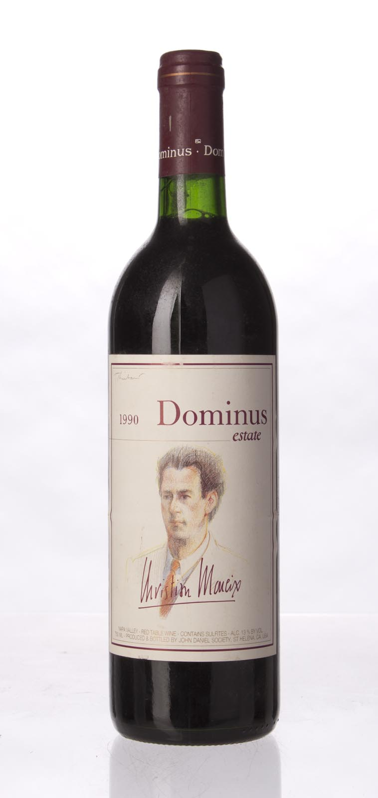 Dominus Proprietary Red Wine 1990,  (WA95) from The BPW - Merchants of rare and fine wines.