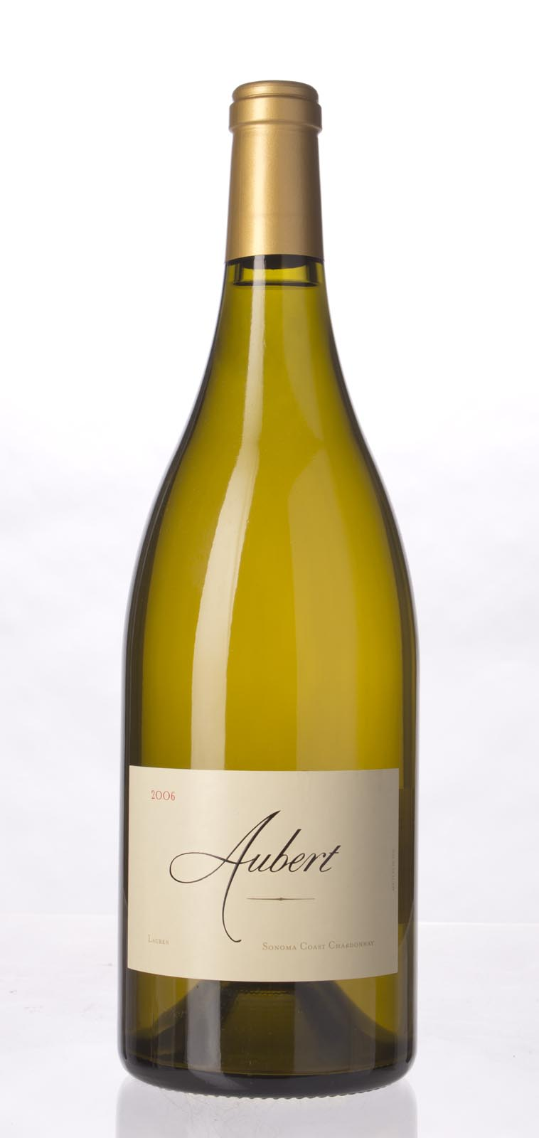 Aubert Chardonnay Lauren Vineyard 2006, 1.5L (WA96) from The BPW - Merchants of rare and fine wines.