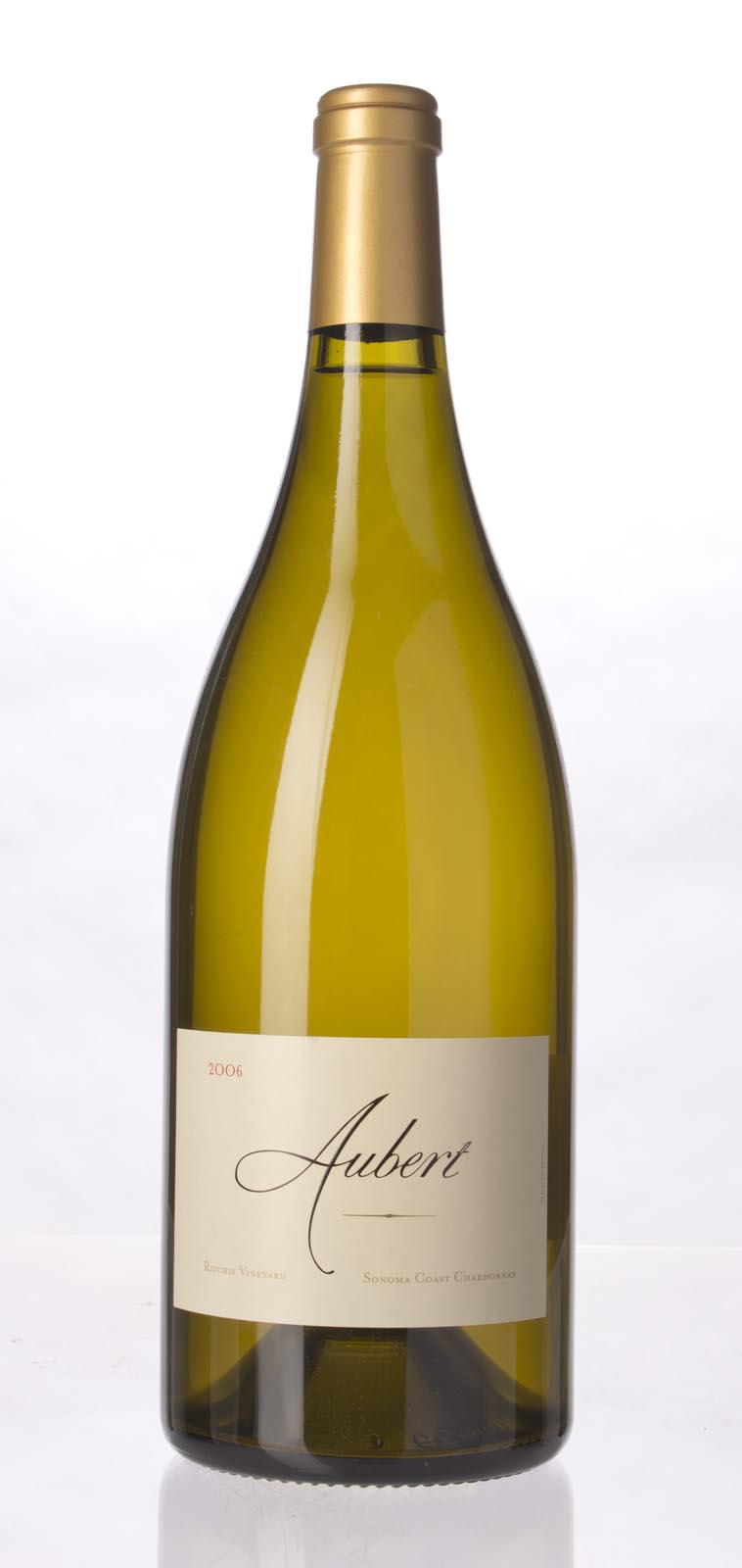 Aubert Chardonnay Ritchie Vineyard 2006, 1.5L (ST95) from The BPW - Merchants of rare and fine wines.