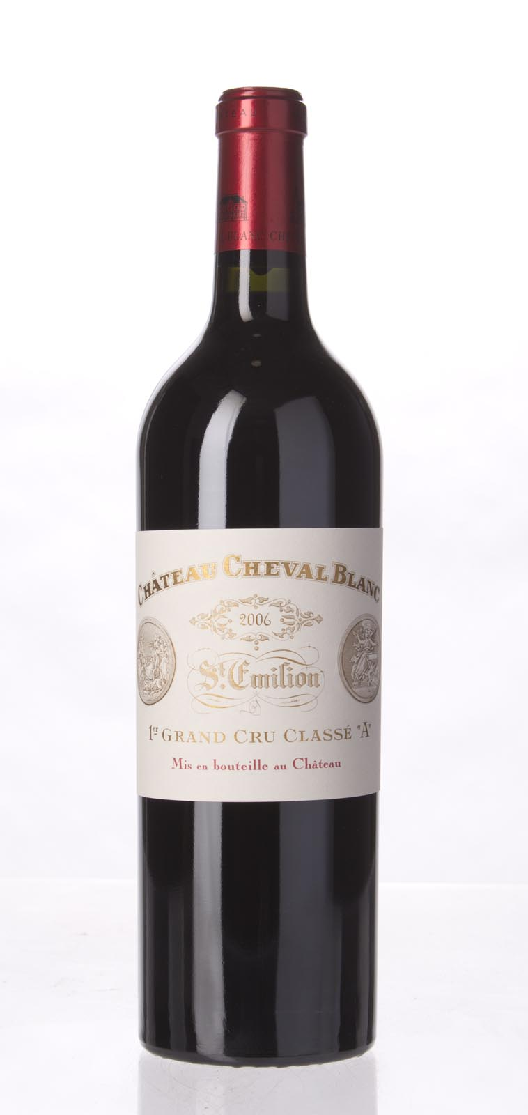 Cheval Blanc 2006,  (WA95, ST94, WS95) from The BPW - Merchants of rare and fine wines.
