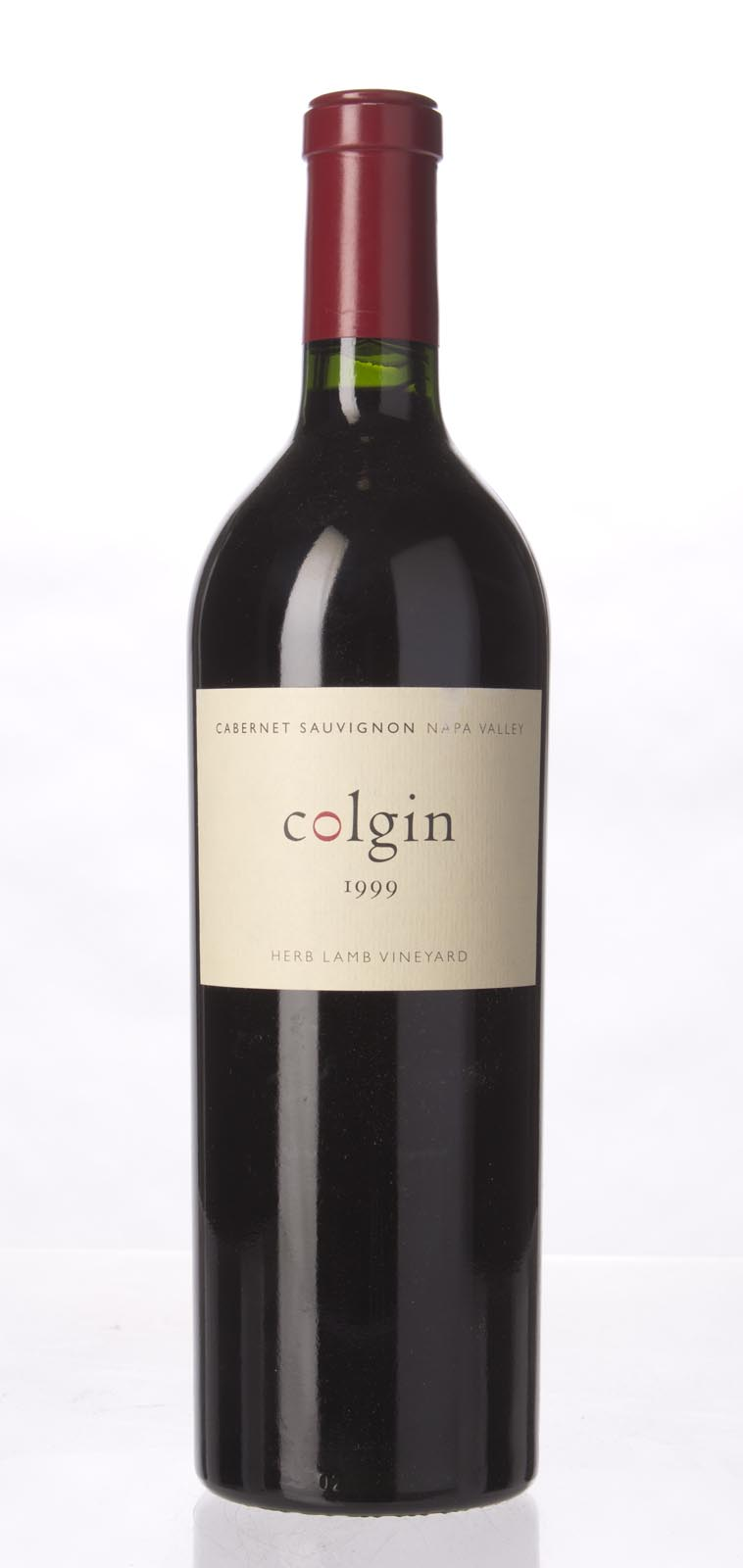 Colgin Cabernet Sauvignon Herb Lamb Vineyard 1999,  (WA95, ST93+) from The BPW - Merchants of rare and fine wines.