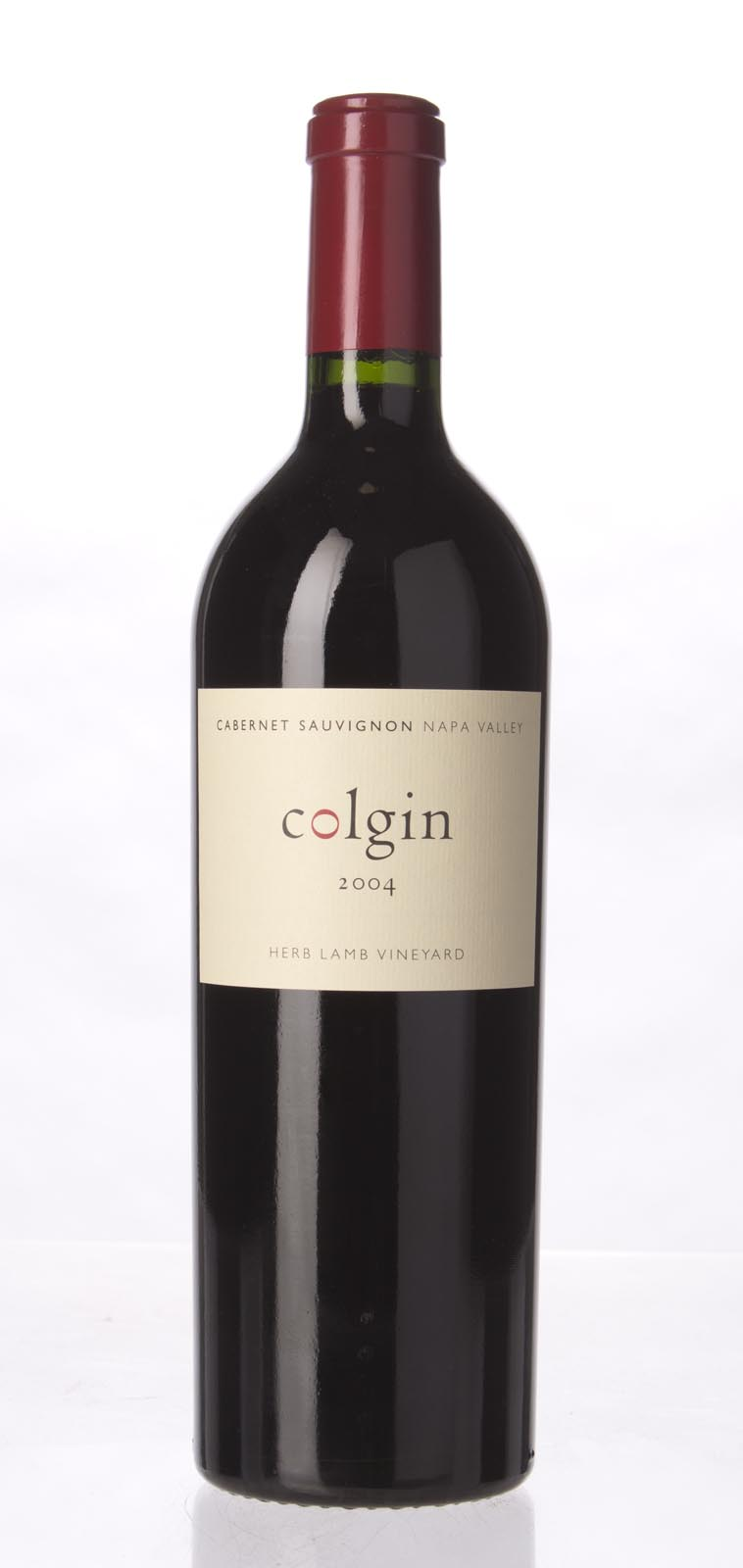 Colgin Cabernet Sauvignon Herb Lamb Vineyard 2004, 750ml (WA95, ST94) from The BPW - Merchants of rare and fine wines.