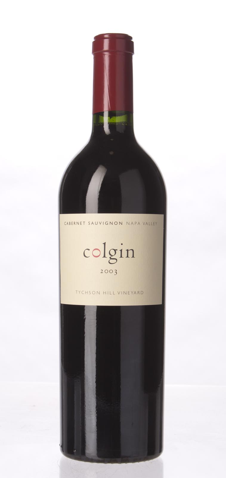 Colgin Cabernet Sauvignon Tychson Hill Vineyard 2003,  (WA96, ST95) from The BPW - Merchants of rare and fine wines.