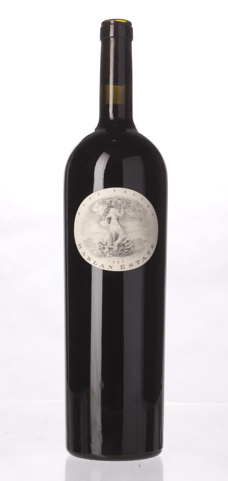 Harlan Estate Proprietary Red 1993, 1.5L (WA95, WS93) from The BPW - Merchants of rare and fine wines.