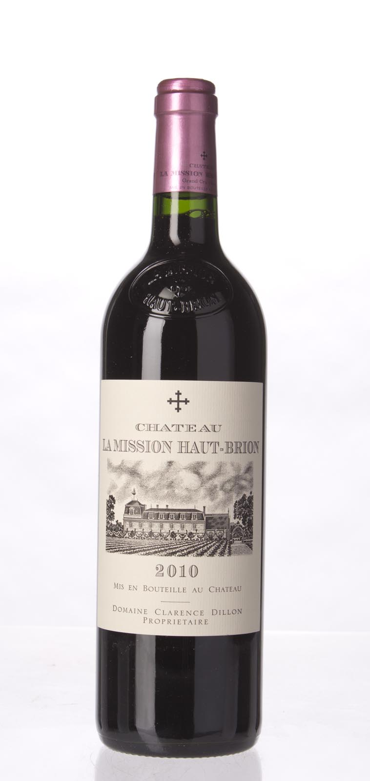La Mission Haut Brion 2010,  (JS100, WA98+, WS97) from The BPW - Merchants of rare and fine wines.